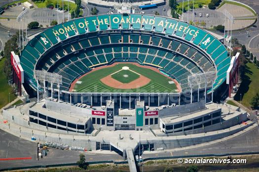 Oakland Coliseum Oakland