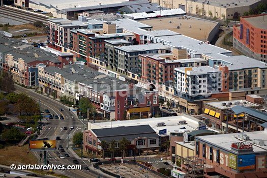 Aerial photographs of emeryville california for Emeryville ca ikea