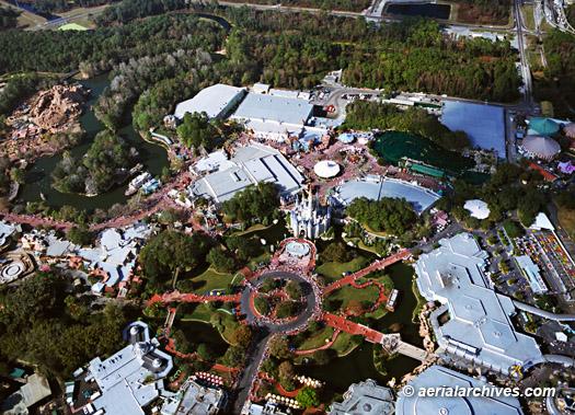 Aerial Photographs Of Orlando