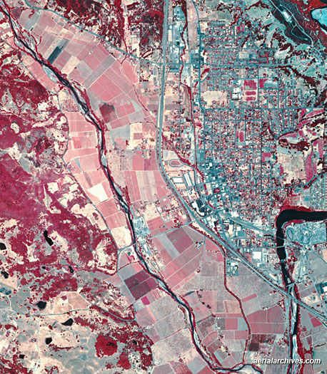 Aerial Photography Map Of Highlands Ranch Co Colorado: Aerial Maps And Satellite Imagery Of Sonoma County, CA