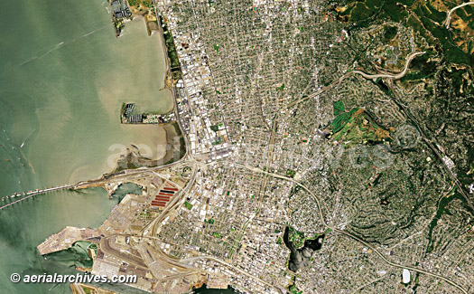 aerial photo maps of alameda county ca. Black Bedroom Furniture Sets. Home Design Ideas