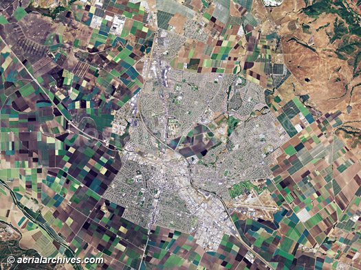 Aerial Photo Maps of Monterey County CA