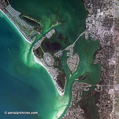 Aerial Maps and Satellite Imagery of Florida