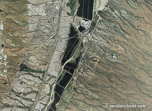 Satellite Map Of Arizona.Aerial Photo Maps And Satellite Imagery Of Arizona