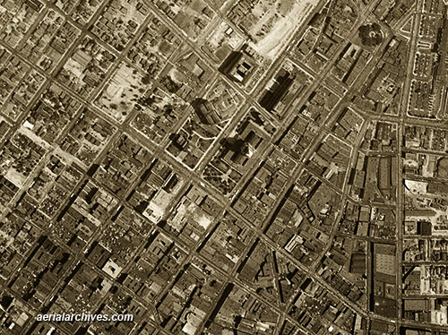 Historical Aerial Photography Of California - Historical aerial maps