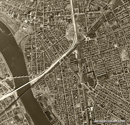 Historical Aerial Photography Of New Jersey - Historical aerial maps