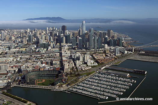 © aerialarchives.com,  aerial photograph  San Francisco AHLE0364